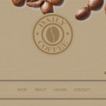 e-commerce Coffee Daily